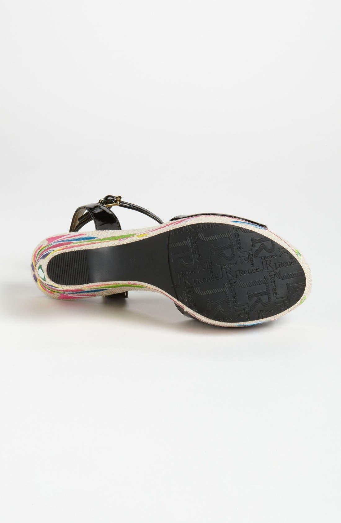 Alternate Image 4  - J. Reneé 'Vonda' Sandal