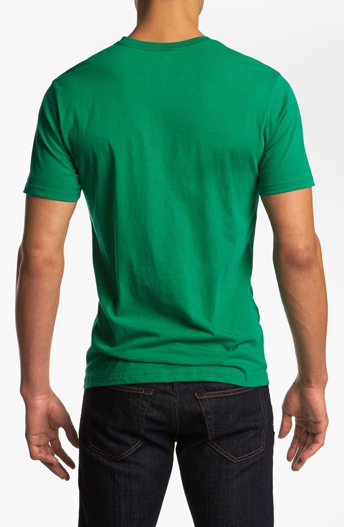 Alternate Image 2  - RVCA 'Vintage' Graphic T-Shirt