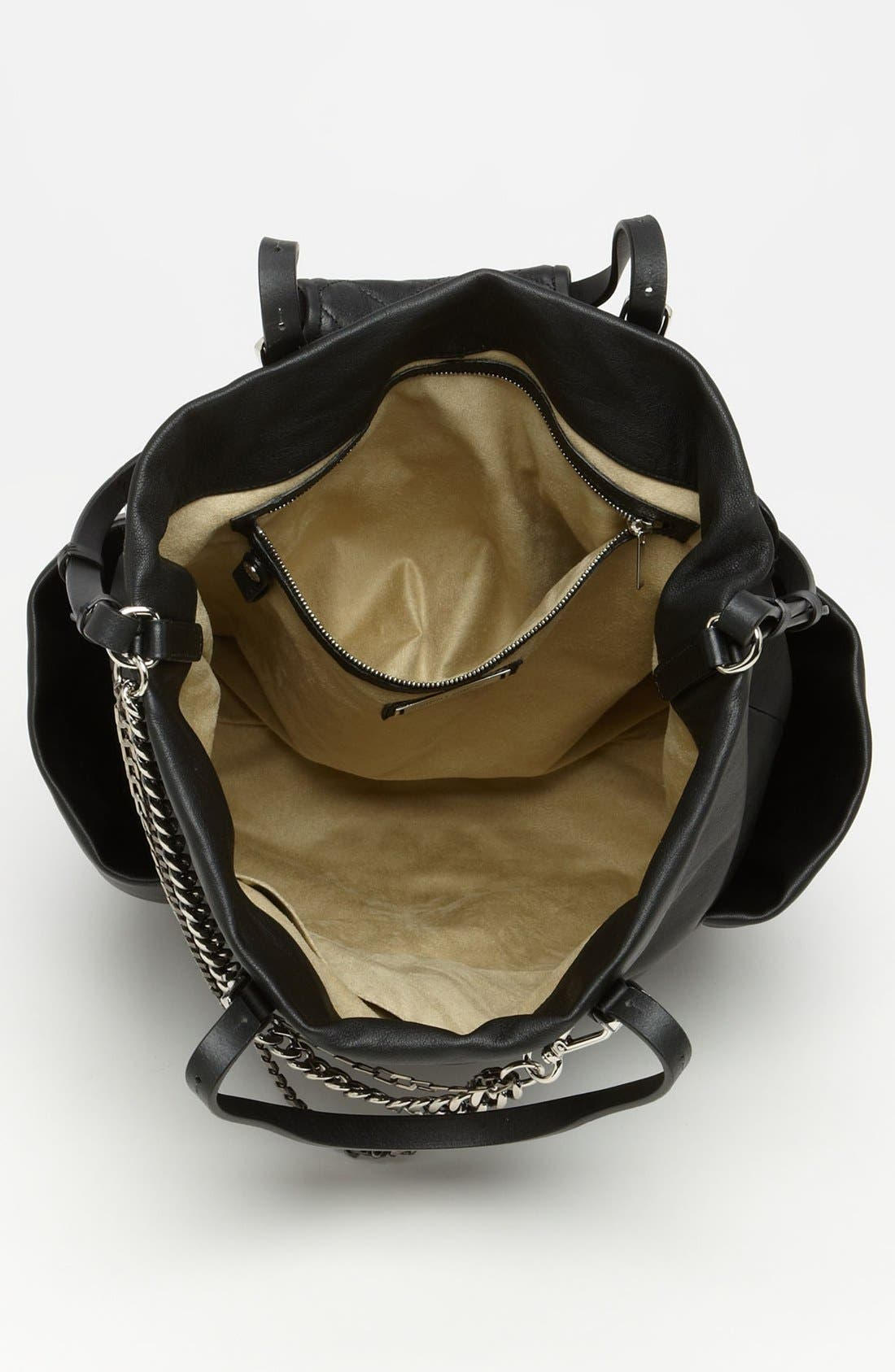 Alternate Image 3  - Jimmy Choo 'Blare' Leather Tote