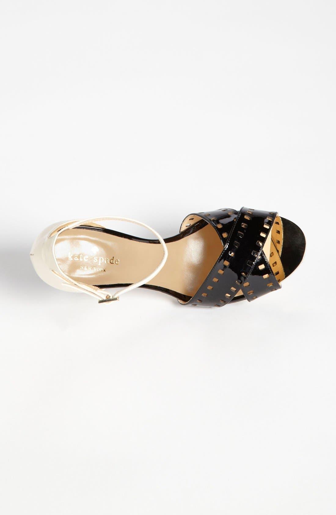 Alternate Image 3  - kate spade new york 'fresia' sandal