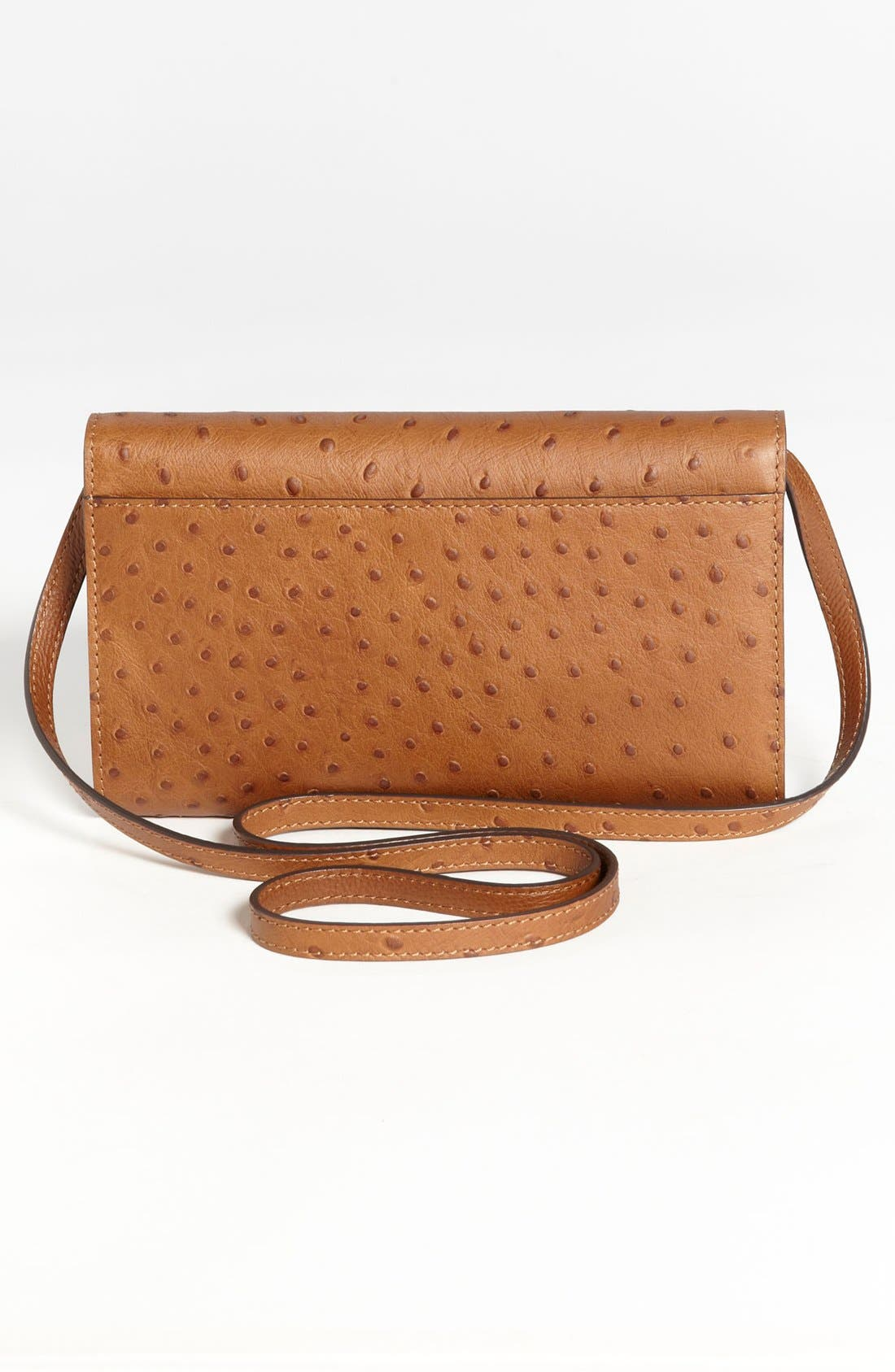 Alternate Image 3  - Michael Kors 'Gia' Ostrich Embossed Leather Clutch