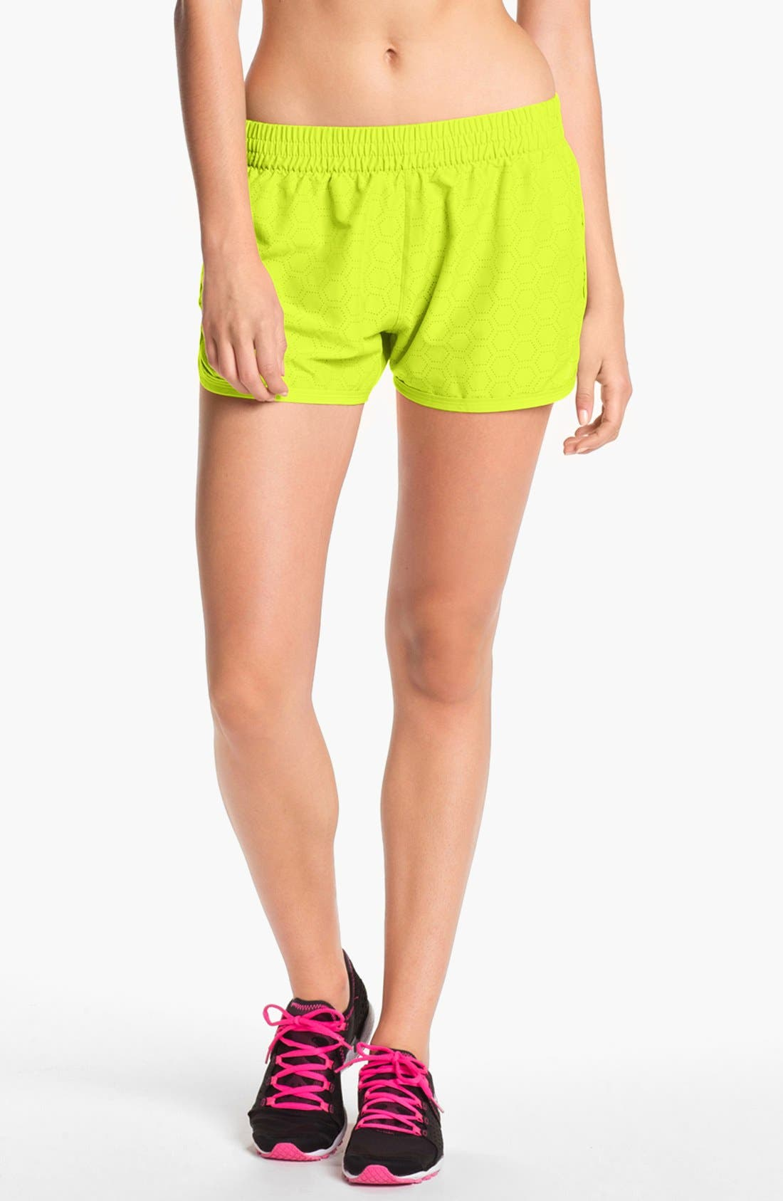 Alternate Image 1 Selected - Under Armour 'Great Escape' Running Shorts