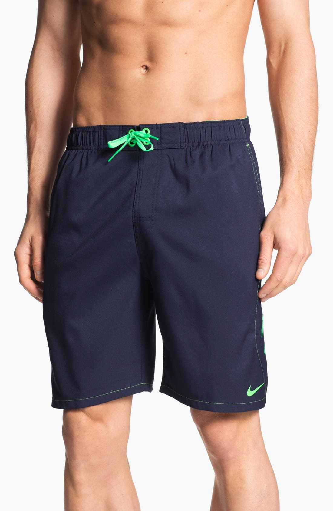 Main Image - Nike 'Premium Core' Volley Swim Trunks