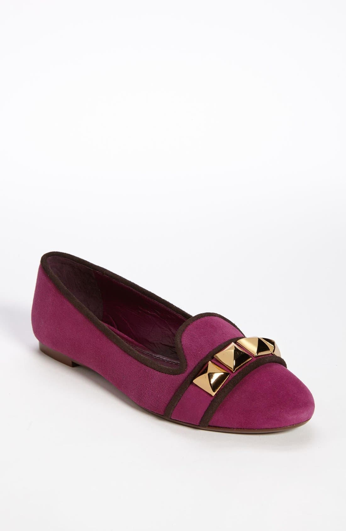 Alternate Image 1 Selected - Tory Burch 'Asher' Loafer Flat (Online Only Color)