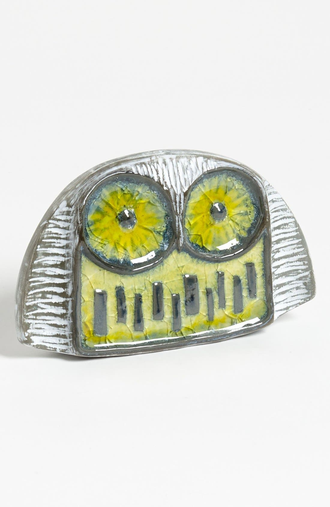 Alternate Image 1 Selected - Jonathan Adler 'Glass Menagerie' Owlet Figurine