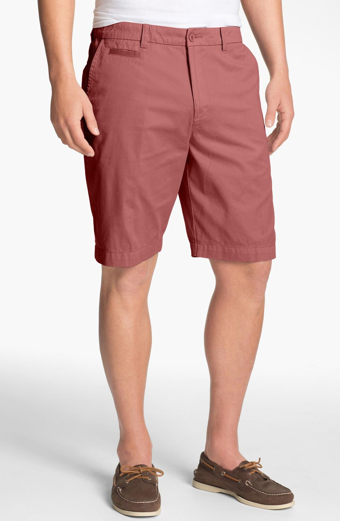 Alternate Image 1 Selected - Quiksilver Waterman Collection 'Down Under 2 Walk' Shorts