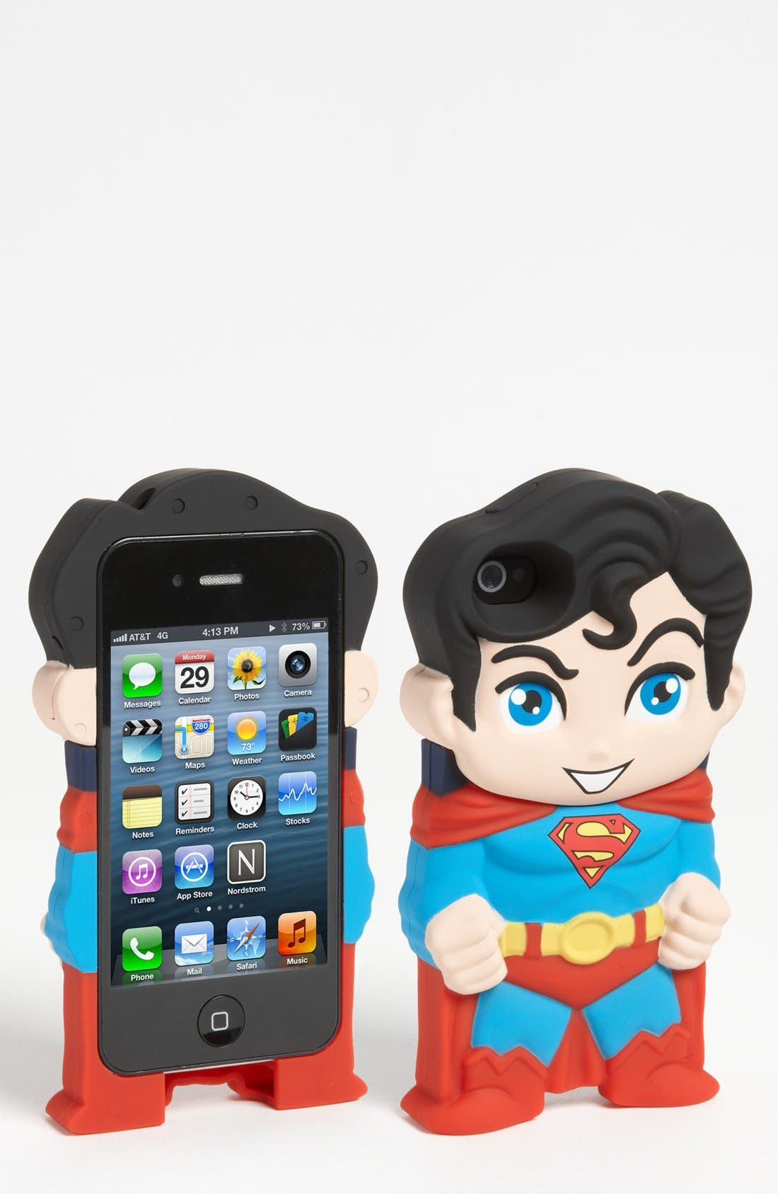 Alternate Image 1 Selected - DC Comics 'Chara-Cover' iPhone Case