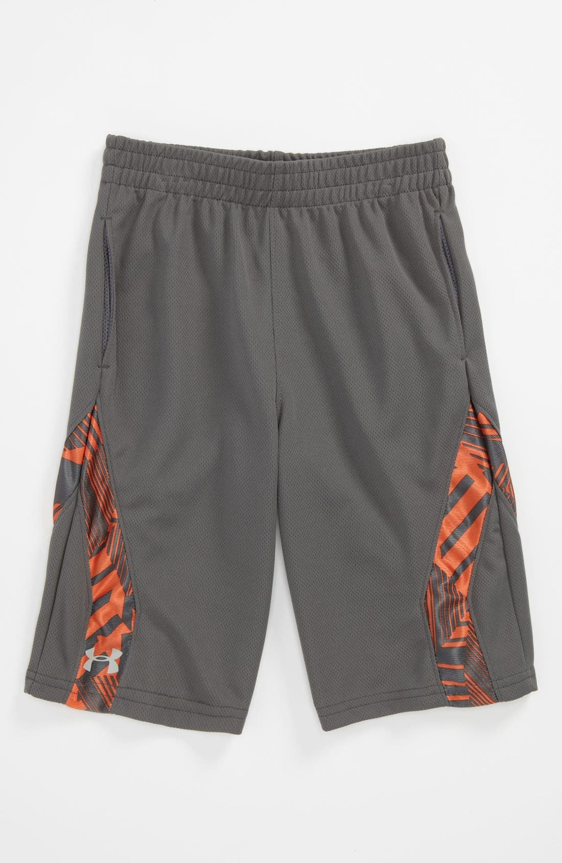 Alternate Image 1 Selected - Under Armour Shorts (Little Boys)