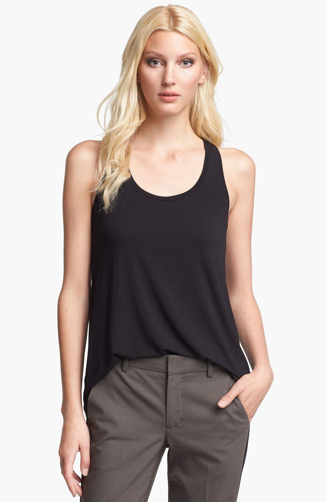 Main Image - Vince Stretch Tank