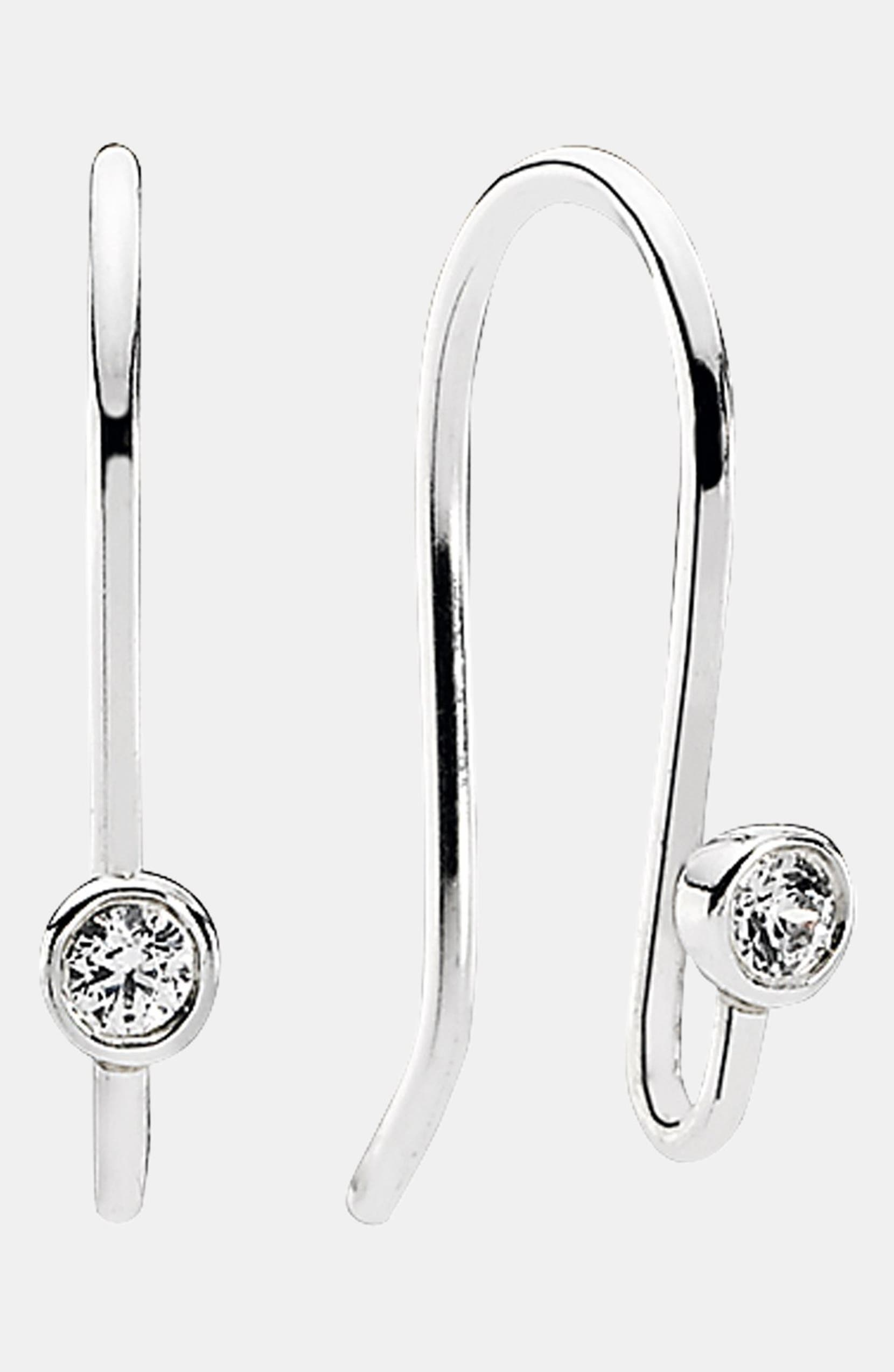 PANDORA French Wire Earrings   Nordstrom