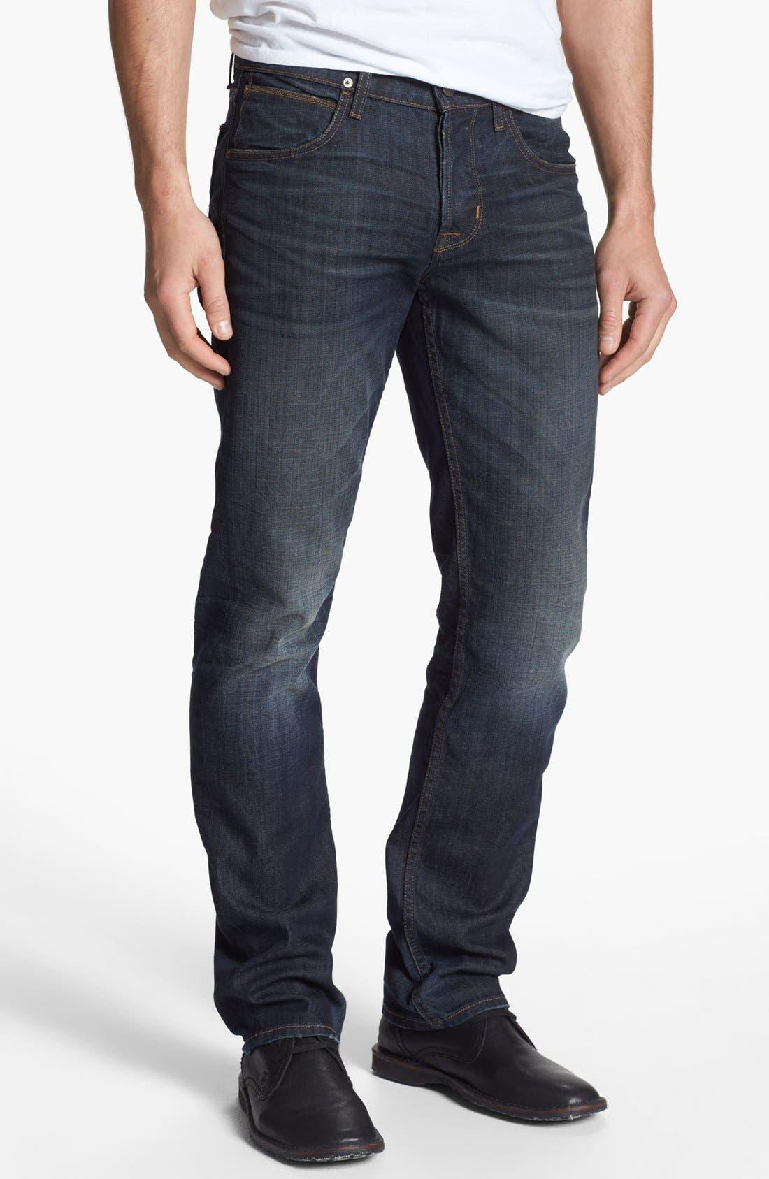 Alternate Image 2  - Hudson Jeans 'Byron' Straight Leg Jeans (Sullivan)
