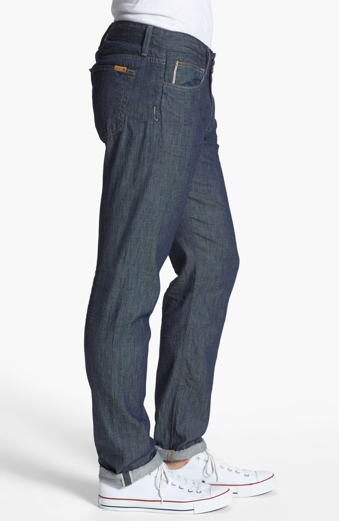 Alternate Image 3  - Joe's 'Brixton' Slim Fit Selvedge Jeans (Laures)