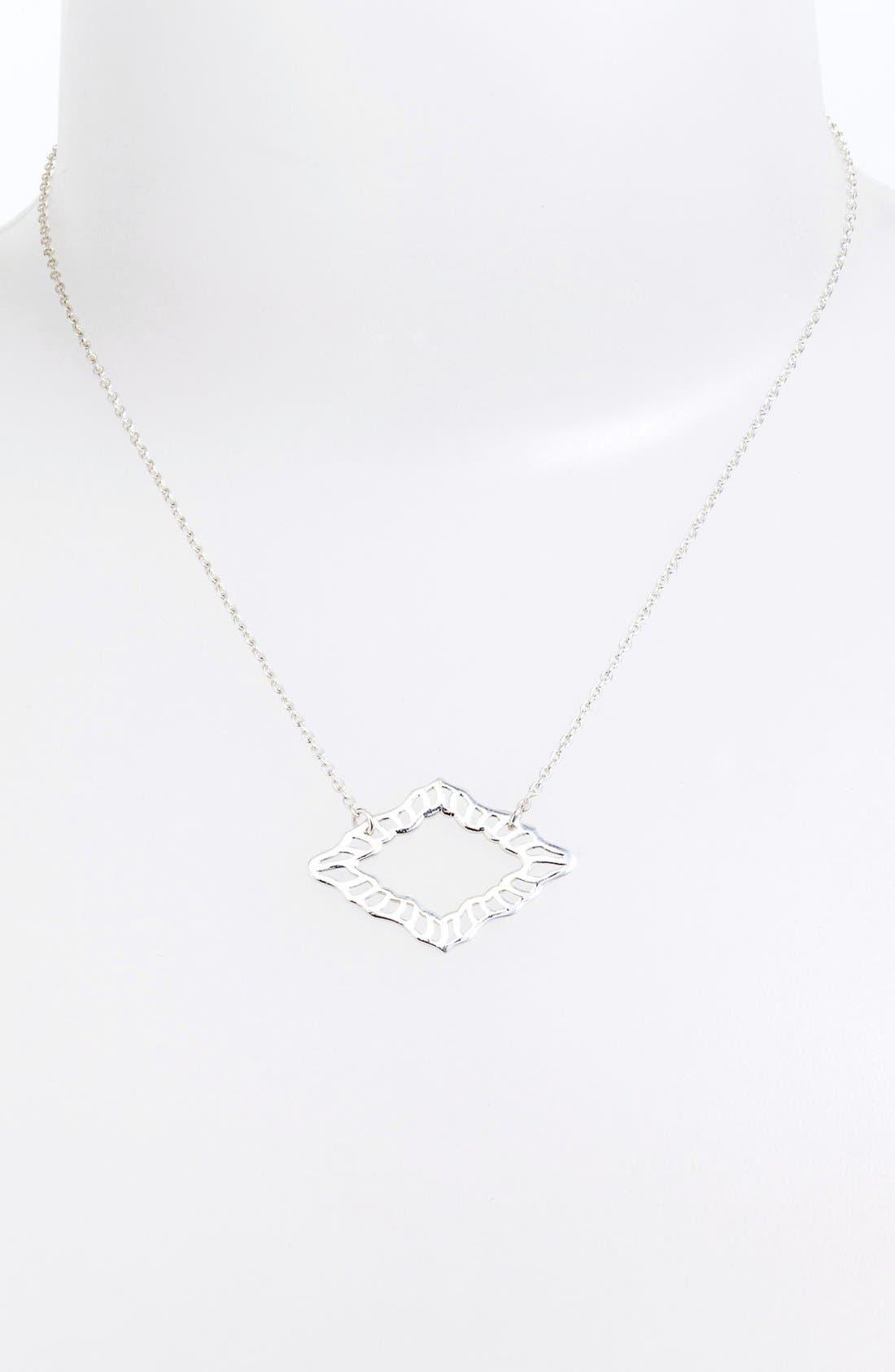 Main Image - Argento Vivo 'Valencia' Pendant Necklace (Nordstrom Exclusive)