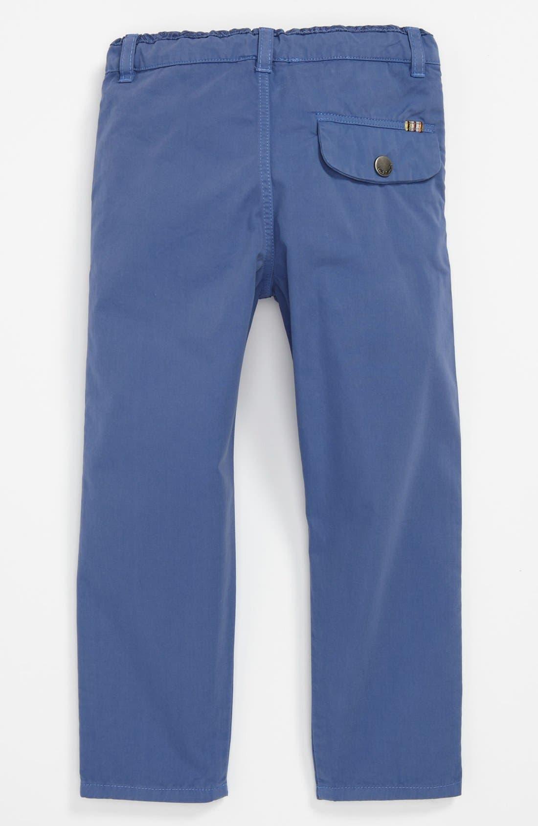 Main Image - Paul Smith Junior Denim Pants (Toddler)