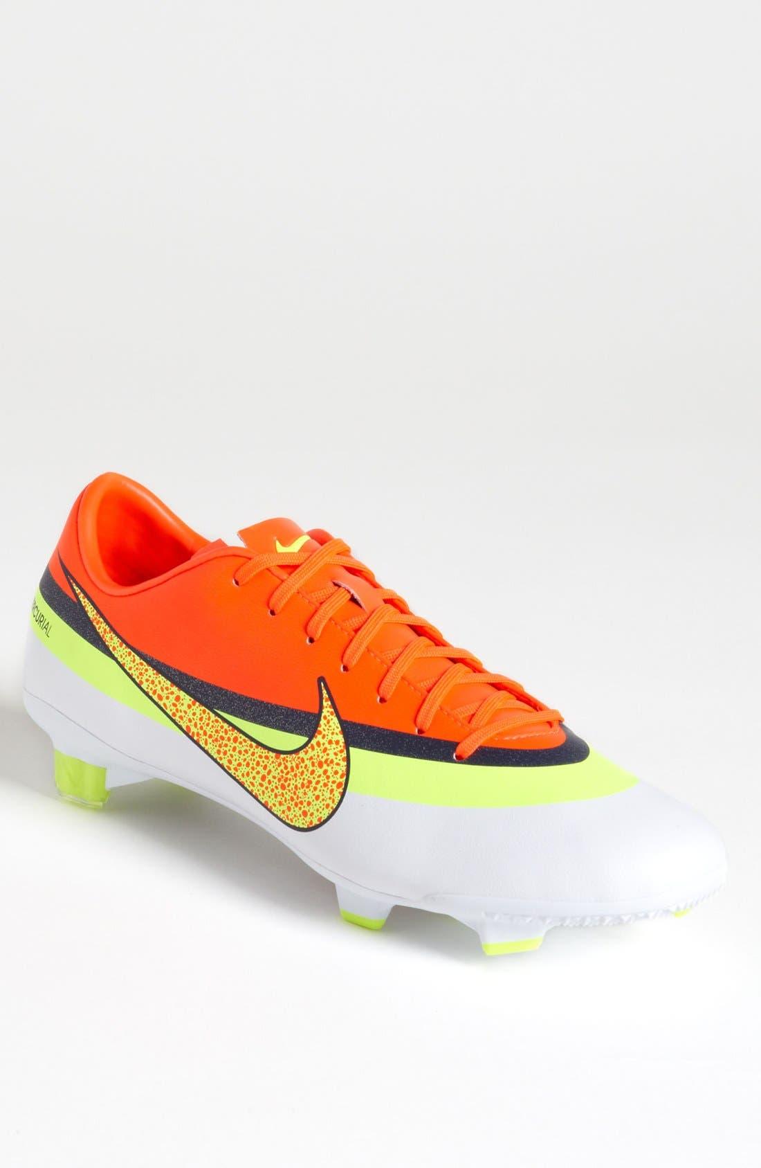 Alternate Image 1 Selected - Nike 'Mercurial Veloce CR FG' Soccer Cleat (Men)