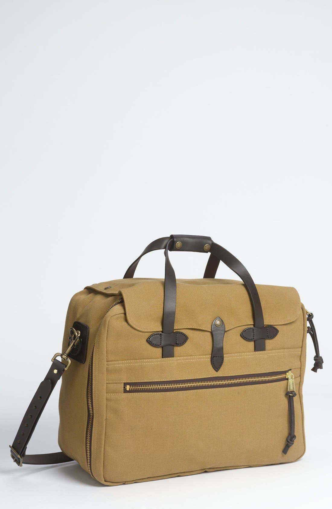 Alternate Image 1 Selected - Filson Twill Carry-On (18 Inch)