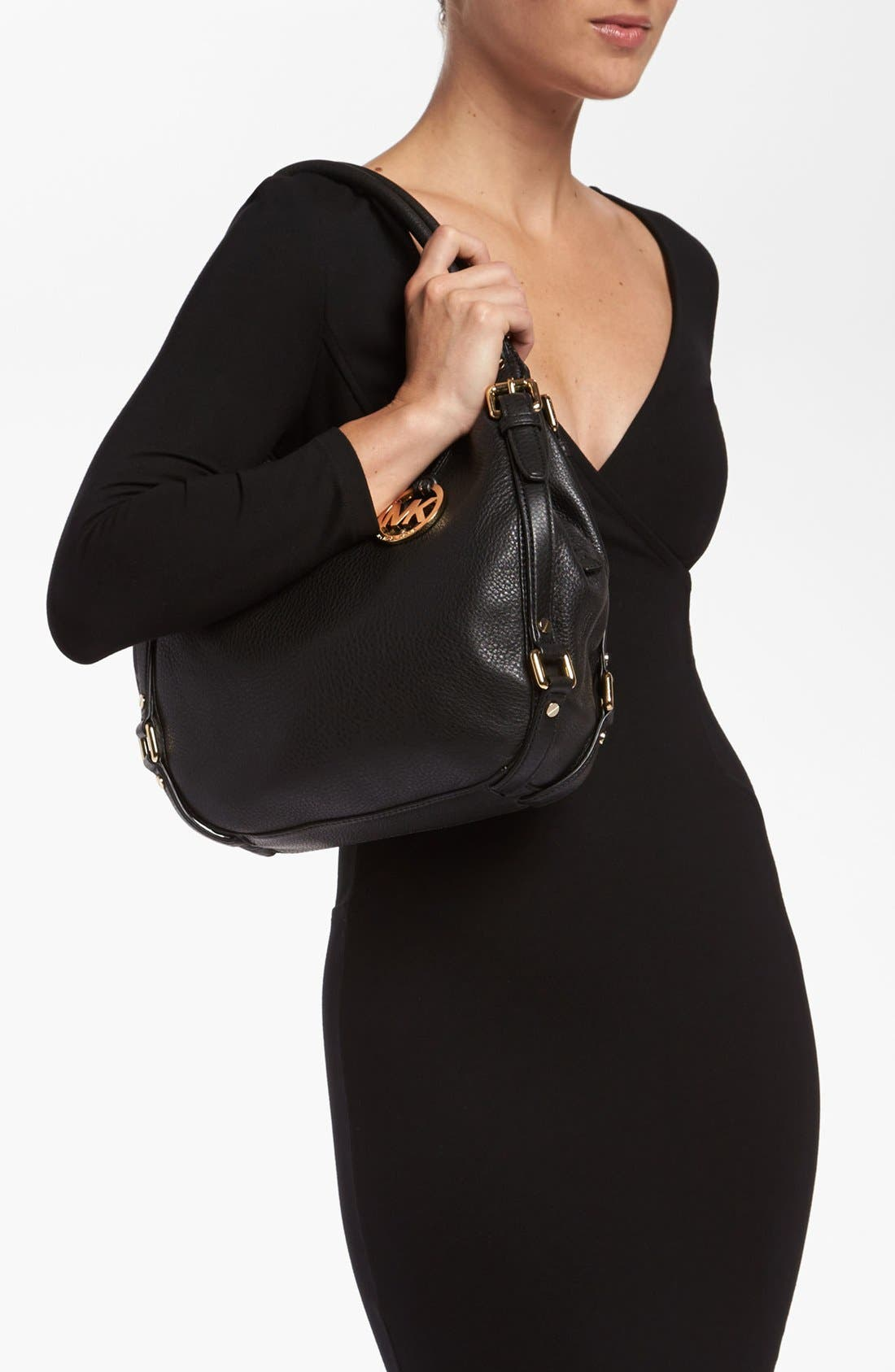 Alternate Image 2  - MICHAEL Michael Kors 'Bedford - Medium' Shoulder Tote