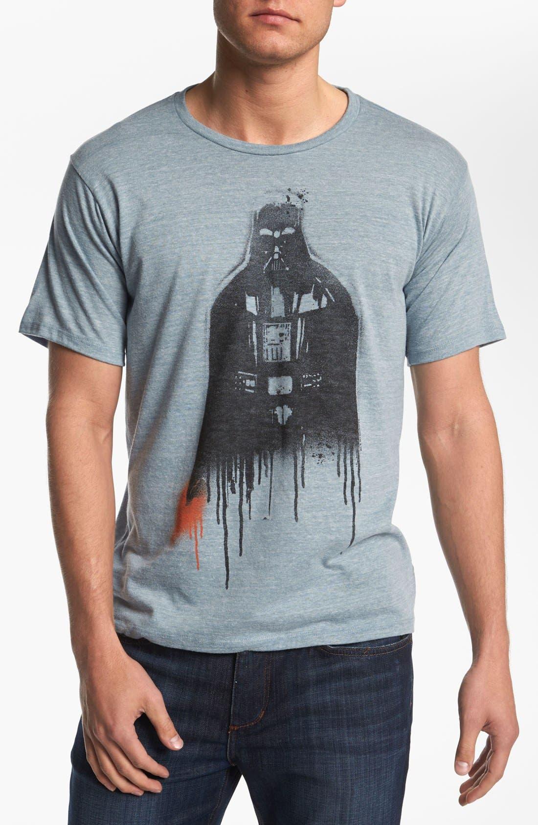 Alternate Image 1 Selected - Junk Food 'Vader Drip' T-Shirt