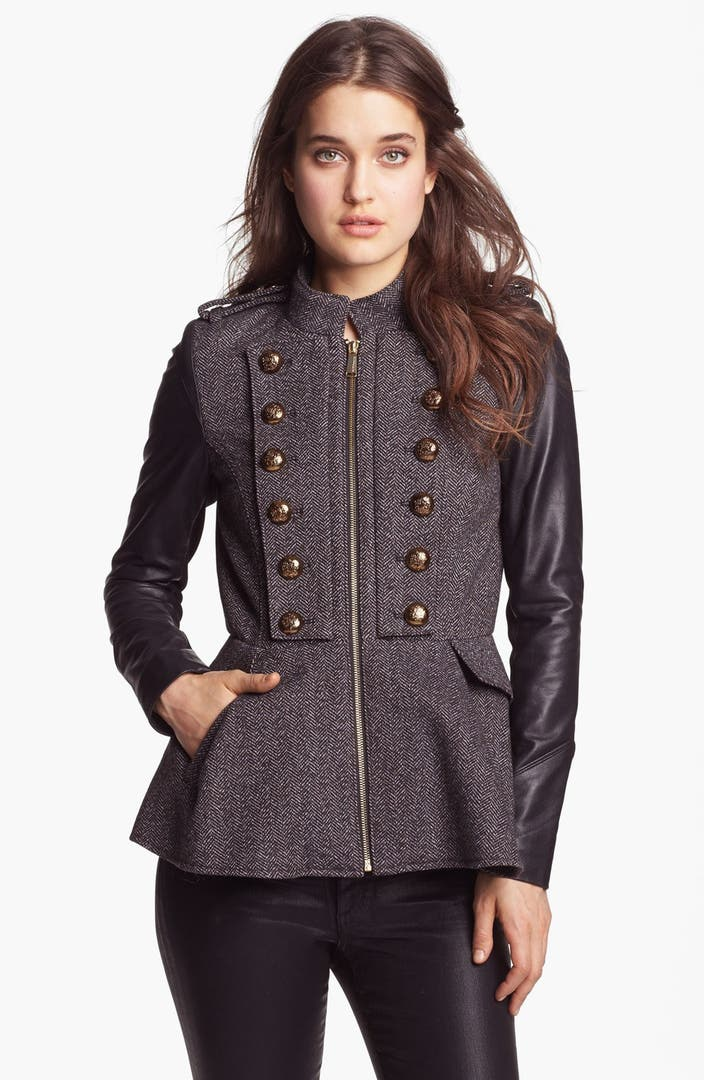 Bcbgeneration leather jacket