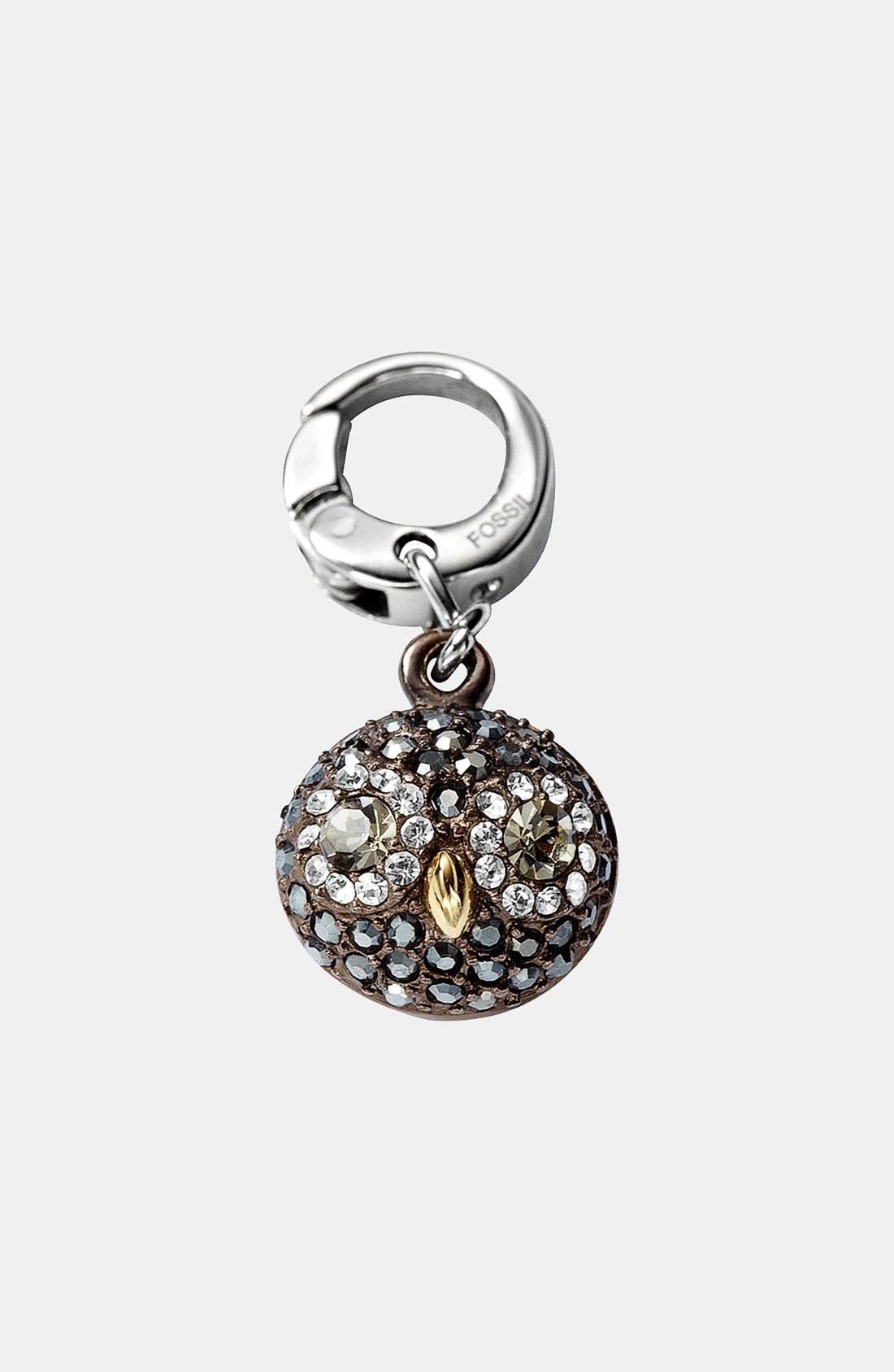 Alternate Image 1 Selected - Fossil Owl Head Charm