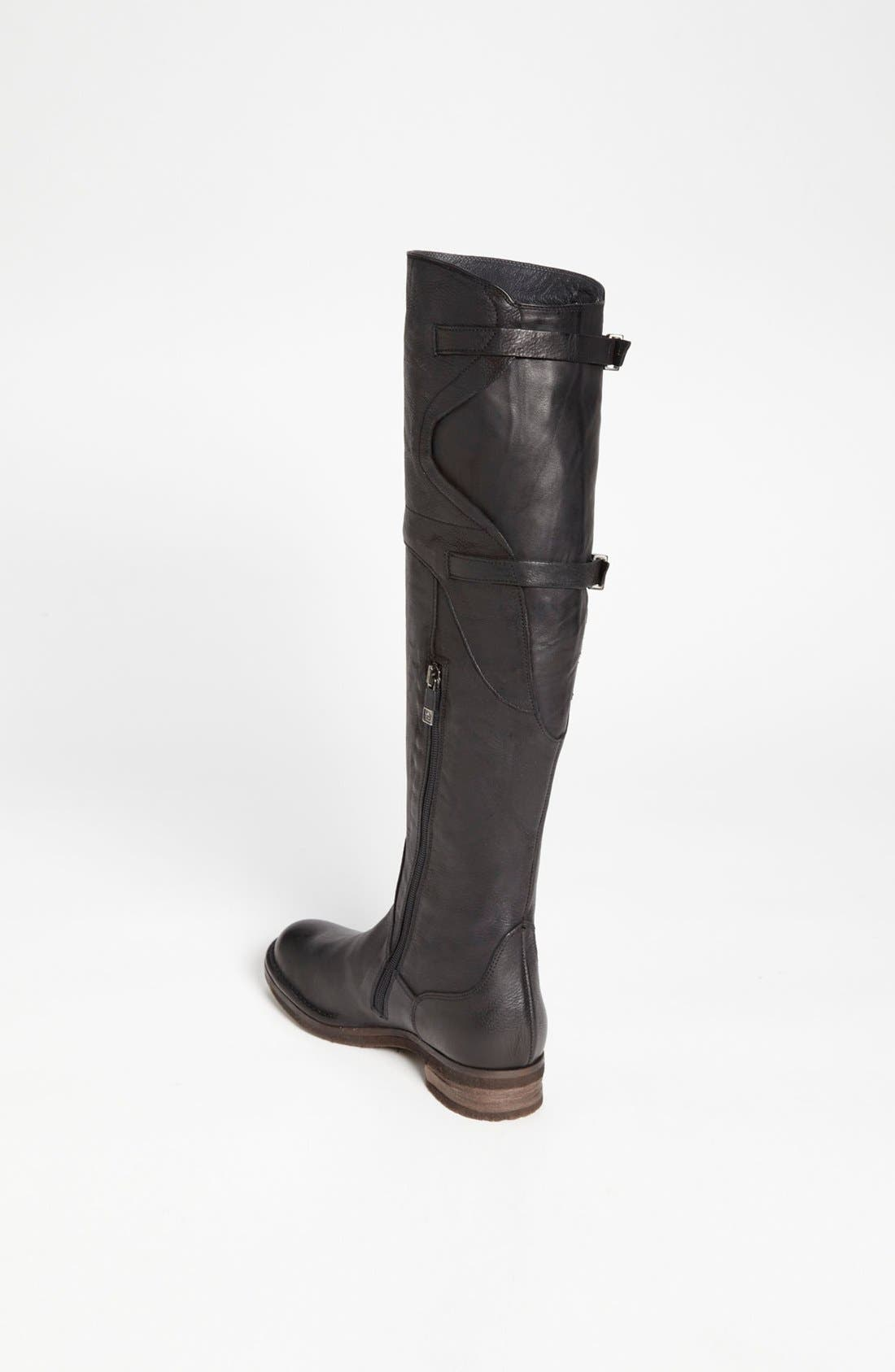 Alternate Image 2  - Alberto Fermani Tall Leather Boot (Online Only)