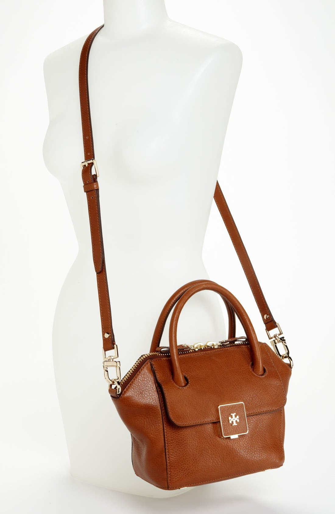 Alternate Image 2  - Tory Burch 'Clara - Mini' Leather Crossbody Bag