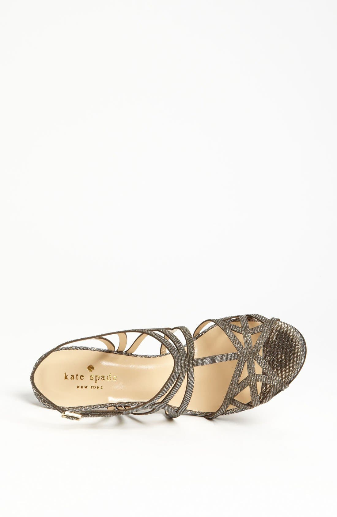 Alternate Image 3  - kate spade new york 'issa' sandal