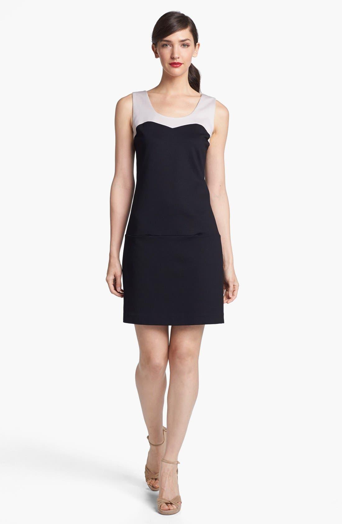 Alternate Image 1 Selected - Trina Turk 'Stacie' Stretch Tank Dress
