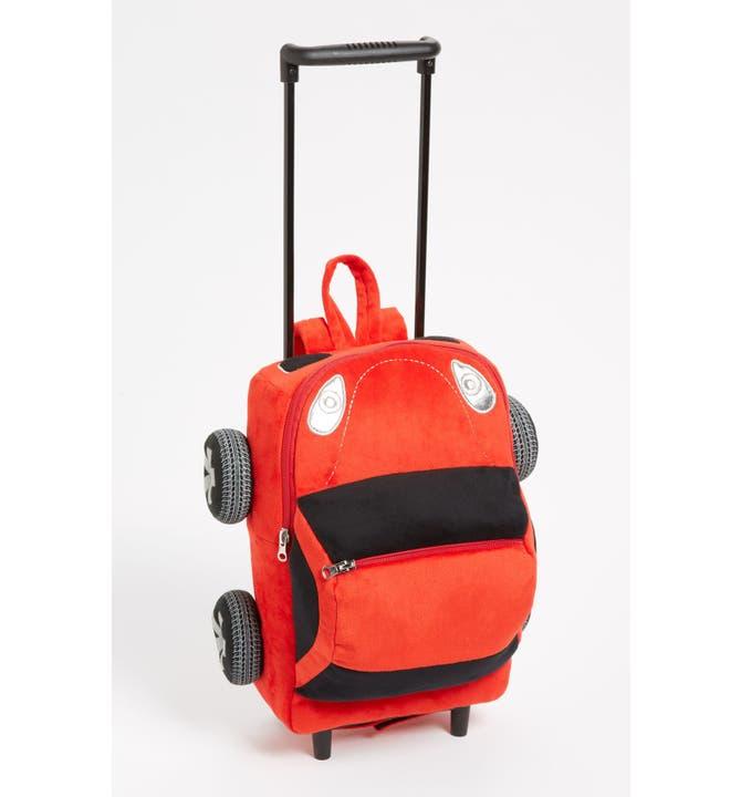 Popatu 'Red Car' Rolling Backpack (Toddler Boys) | Nordstrom