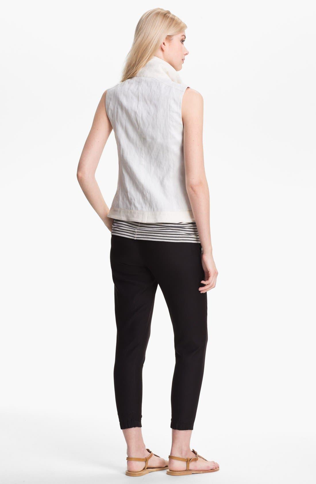 Alternate Image 2  - Vince Asymmetrical Vest