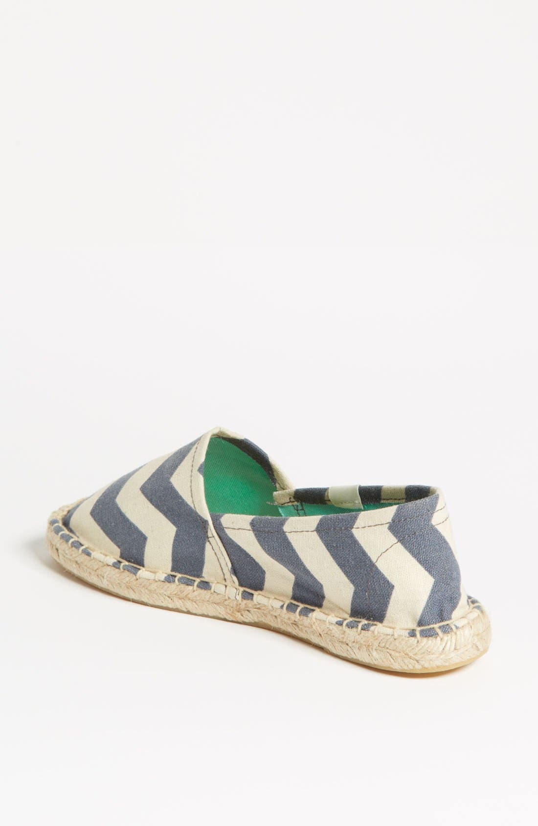 Alternate Image 2  - Soludos 'Chevs' Slip-On (Women)
