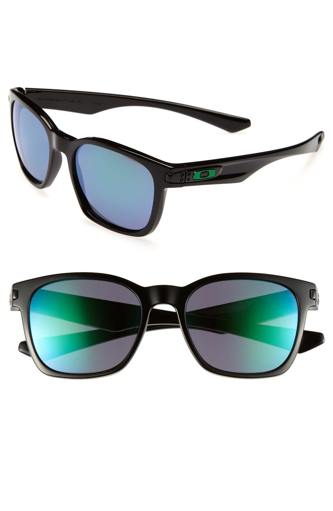 Alternate Image 1 Selected - Oakley 'Garage Rock' 55mm Sunglasses