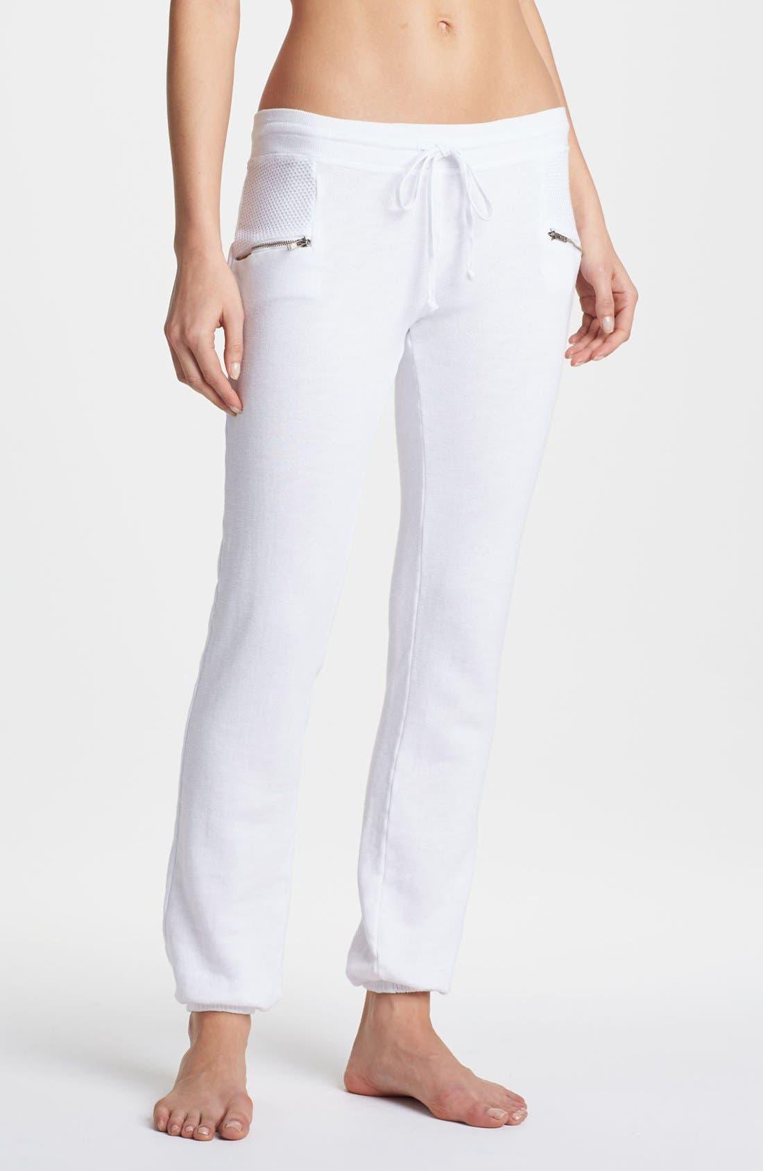 Main Image - Solow Zip Pocket Sweatpants
