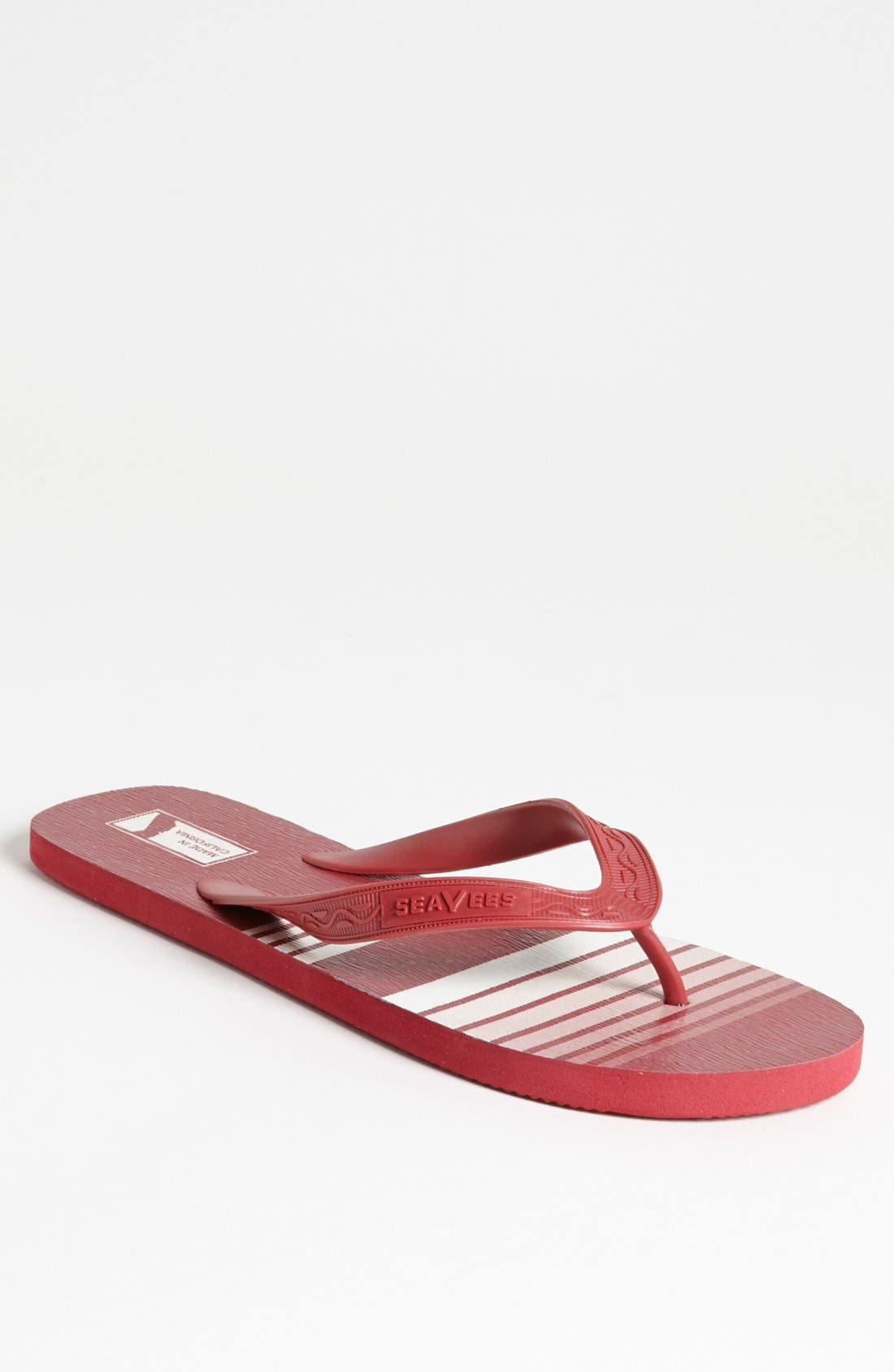 Alternate Image 1 Selected - SeaVees 'California' Flip Flop