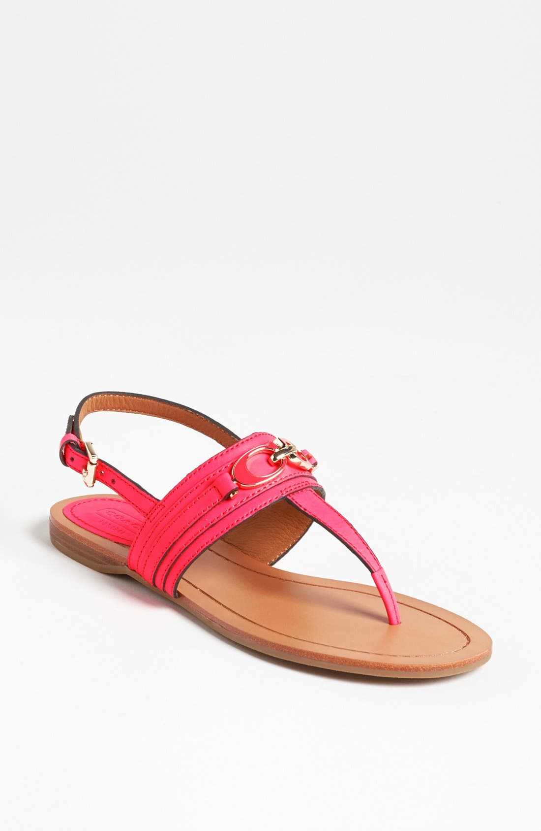 Main Image - COACH 'Sammy' Sandal
