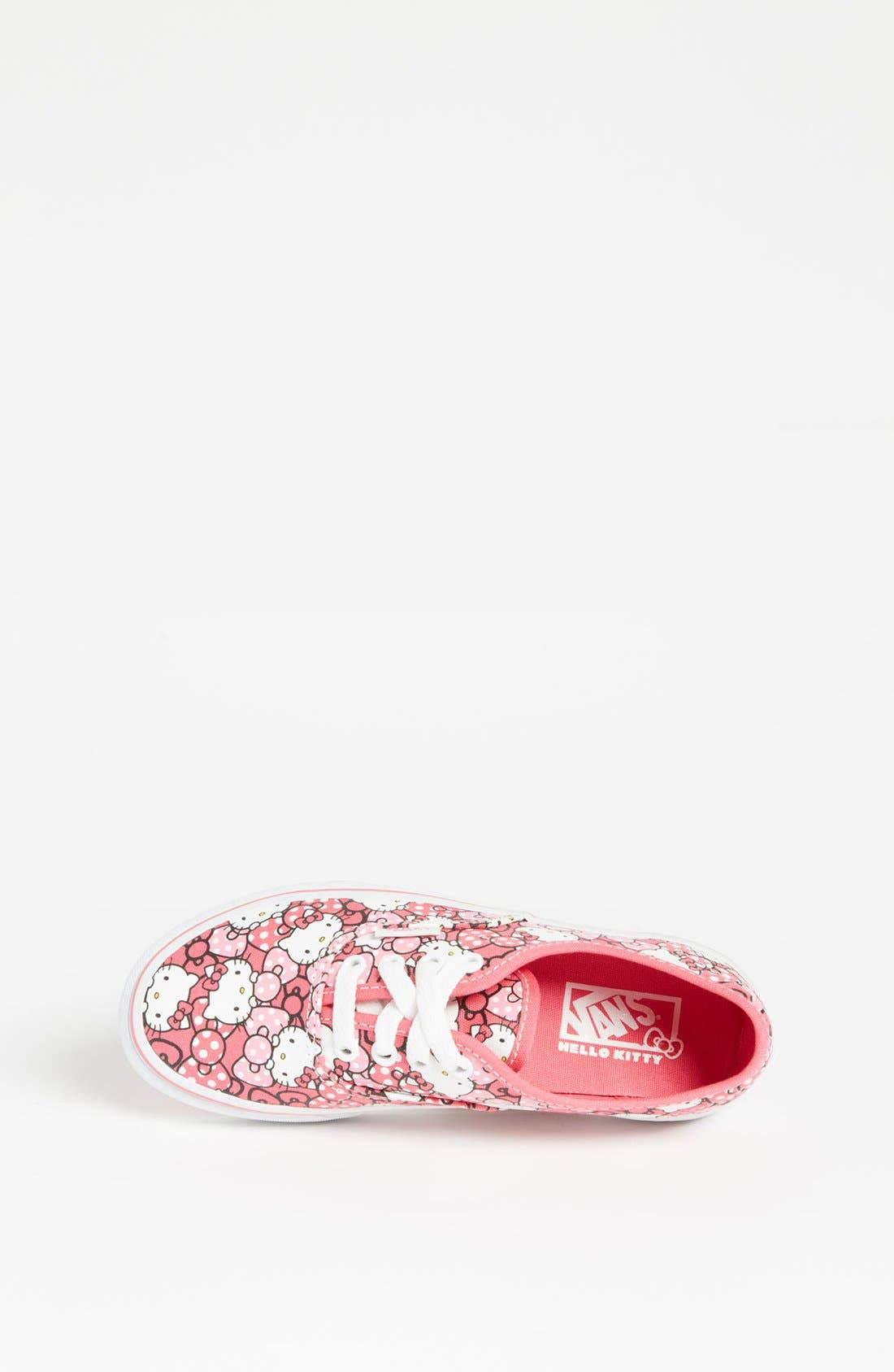 Alternate Image 3  - Vans 'Hello Kitty®' Sneaker (Baby, Walker, Toddler, Little Kid & Big Kid)