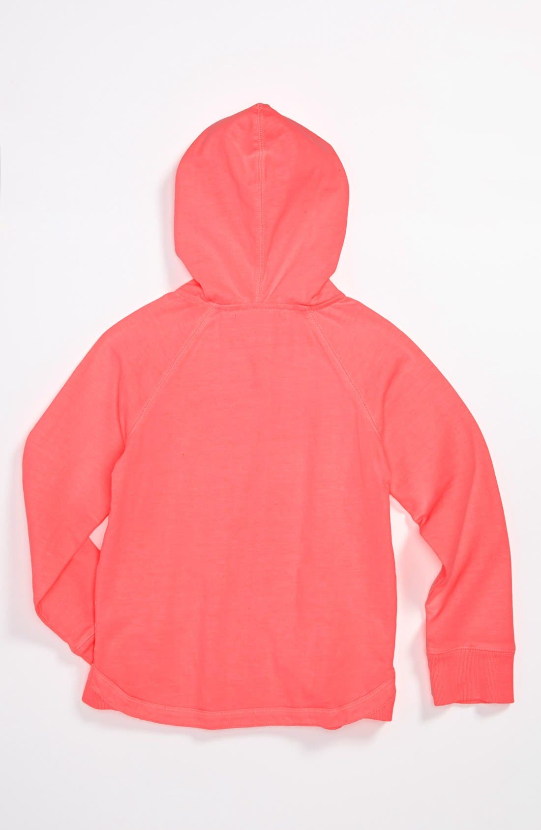 Alternate Image 2  - 'Beach Air' Hoodie (Little Girls)