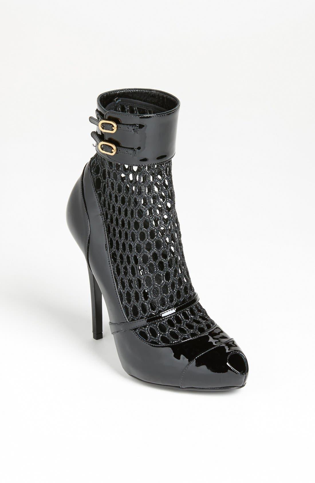 Alternate Image 1 Selected - Alexander McQueen 'Honeycomb' Boot