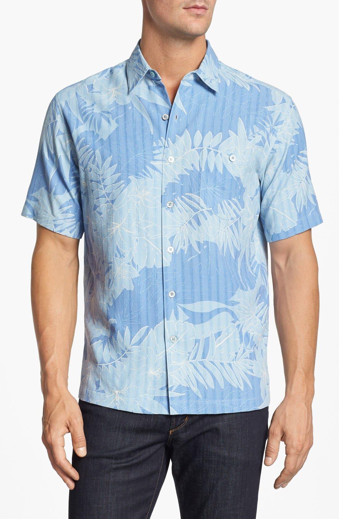 Alternate Image 1 Selected - Tori Richard 'Reflection' Short Sleeve Sport Shirt