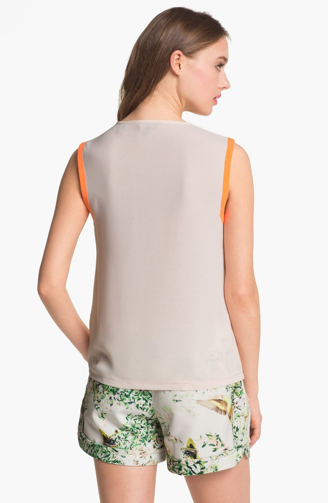 Alternate Image 2  - Ted Baker London 'Chicah' Colorblock Top