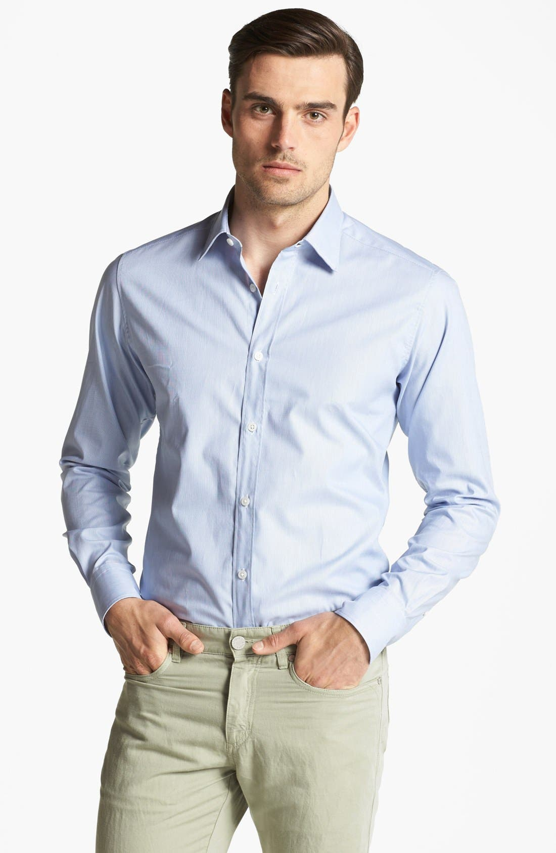 Main Image - Z Zegna Dress Shirt