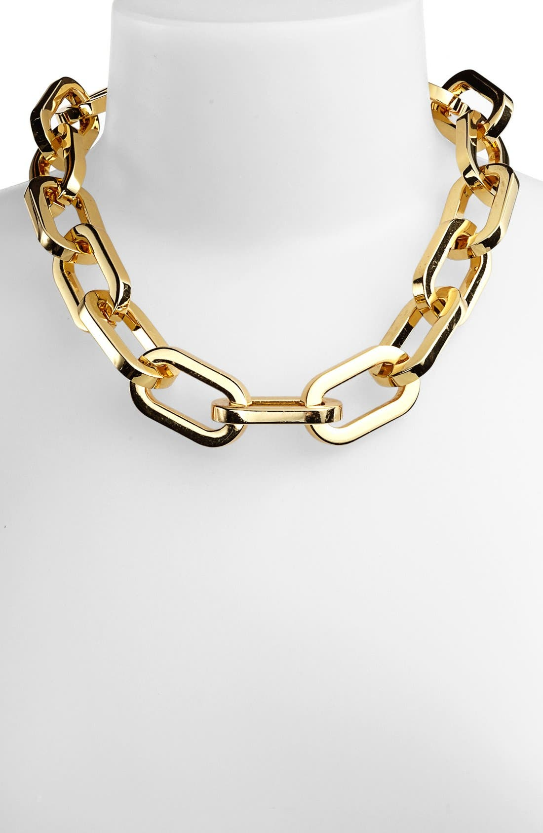 Alternate Image 2  - Tory Burch 'Heidi' Link Collar Necklace