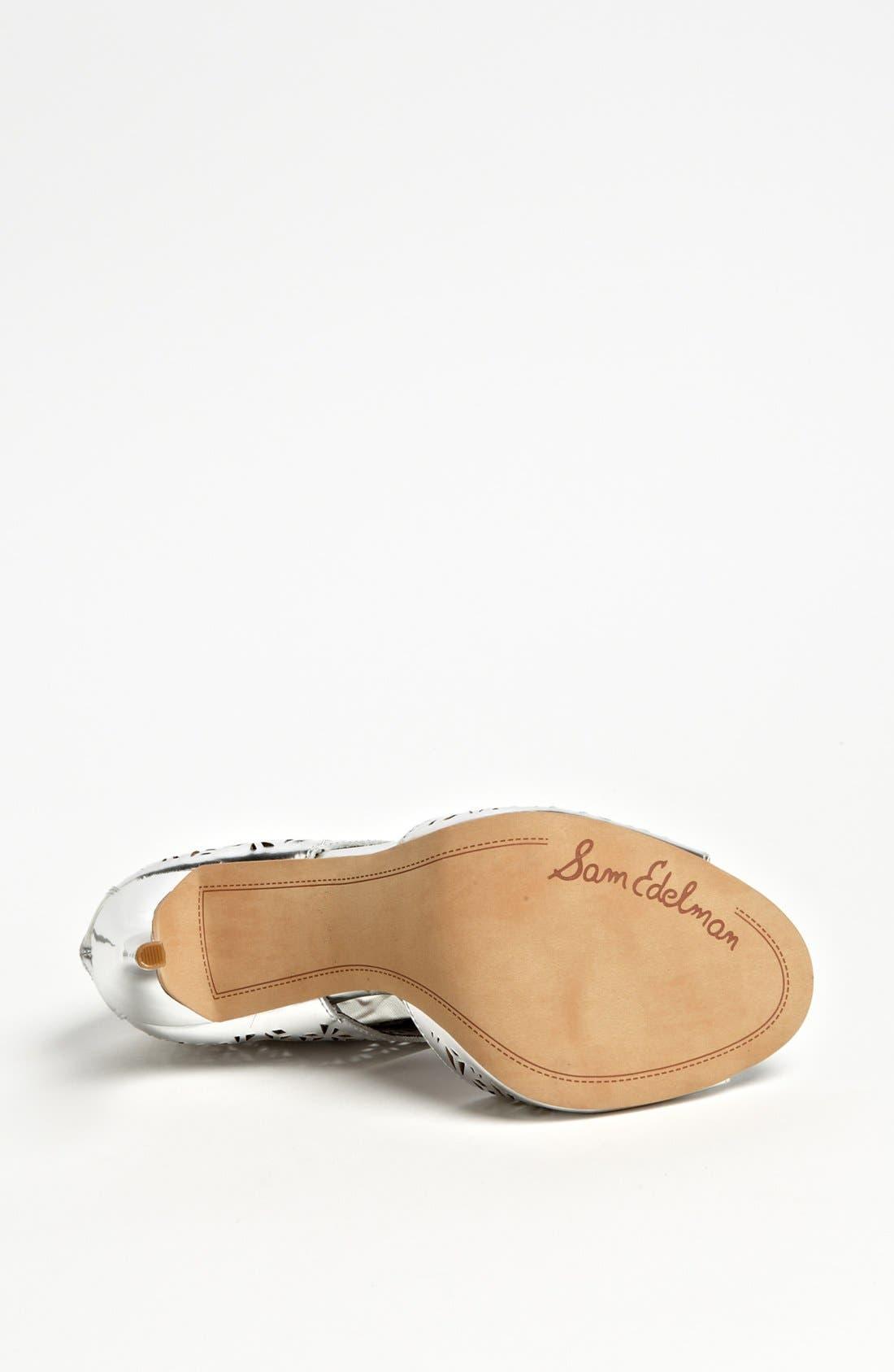 Alternate Image 4  - Sam Edelman 'Alva' Sandal