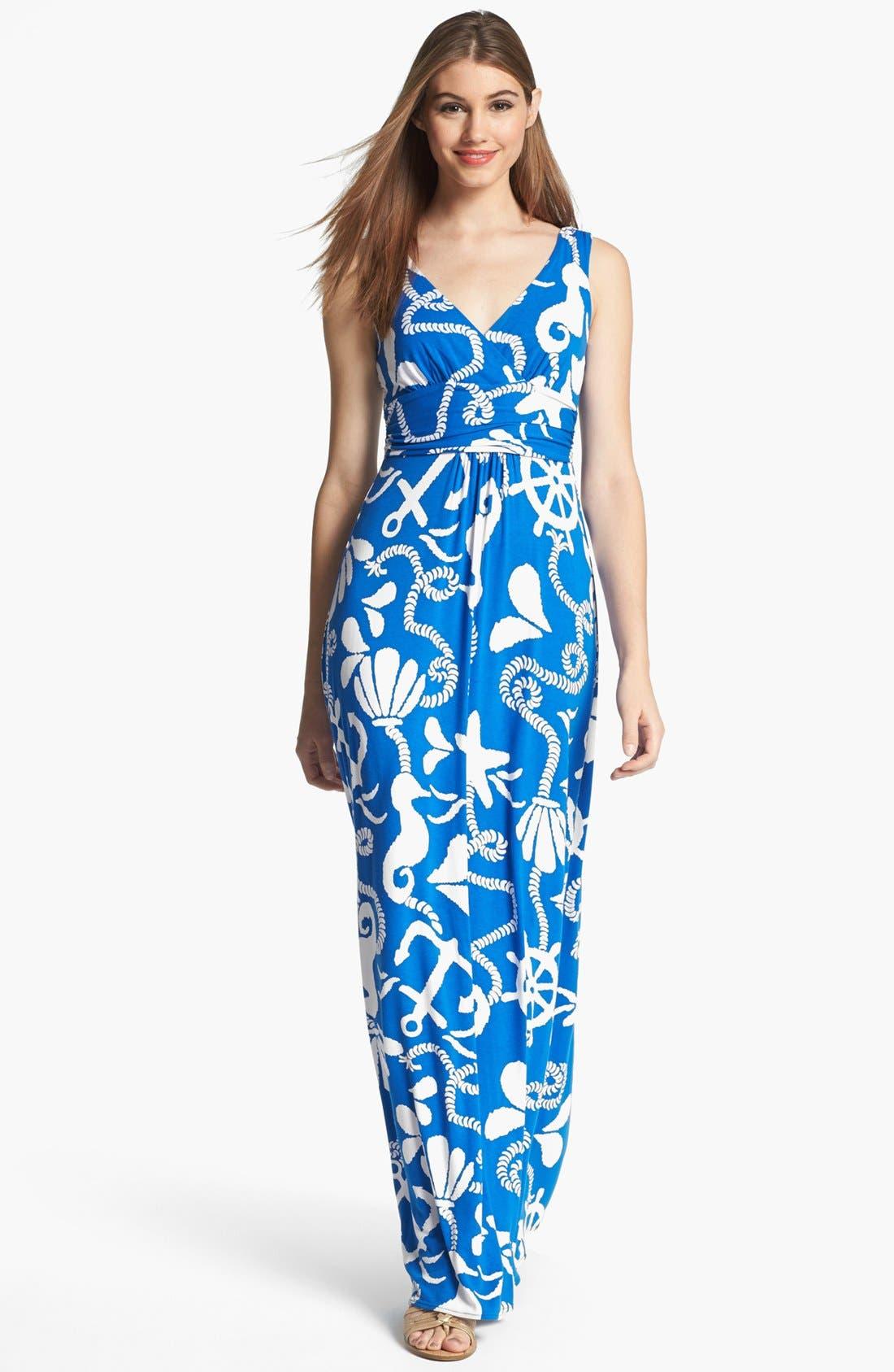Alternate Image 1 Selected - Lilly Pulitzer® 'Sloane' Maxi Dress