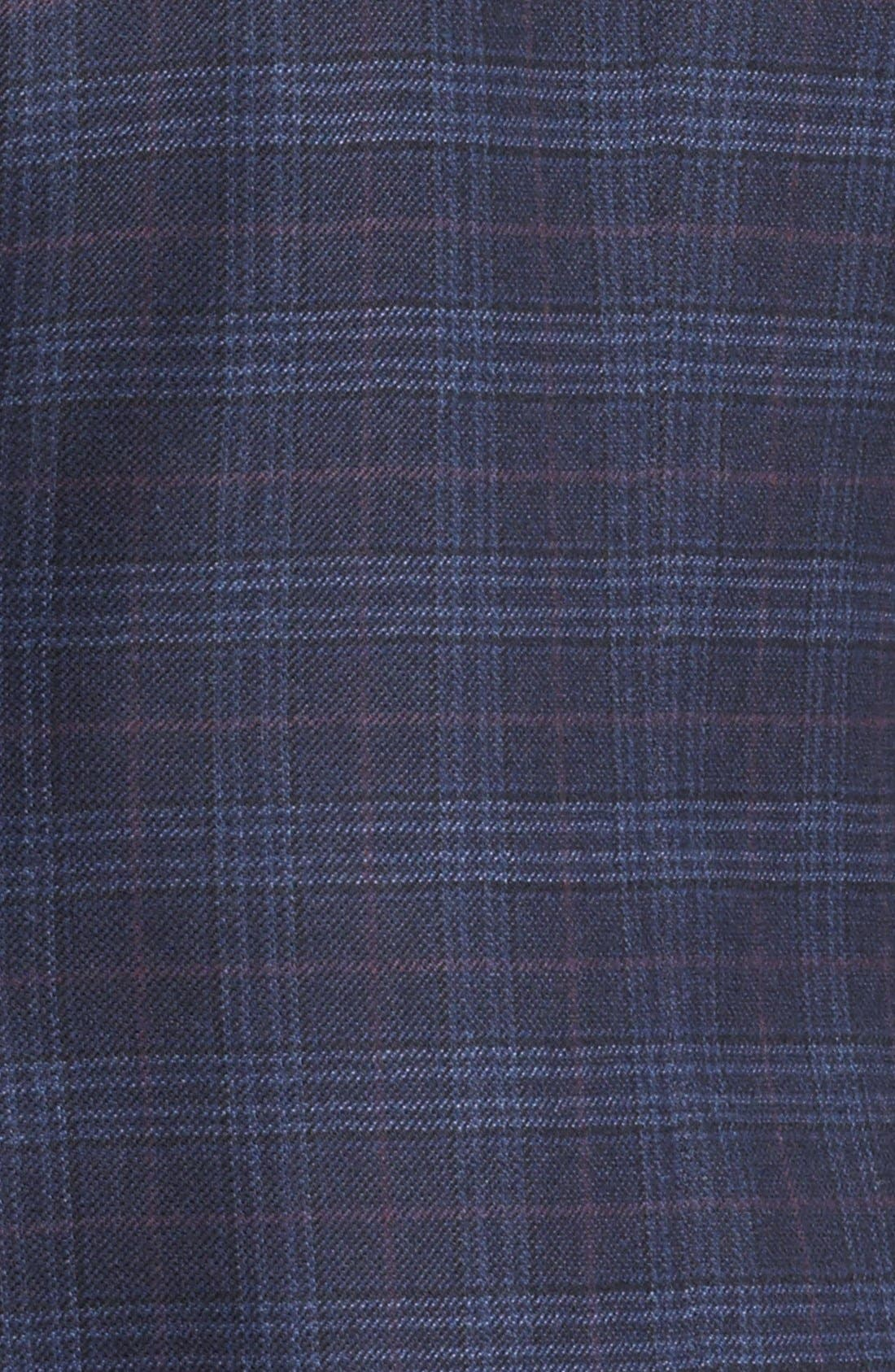 Alternate Image 3  - Etro Plaid Wool Sportcoat