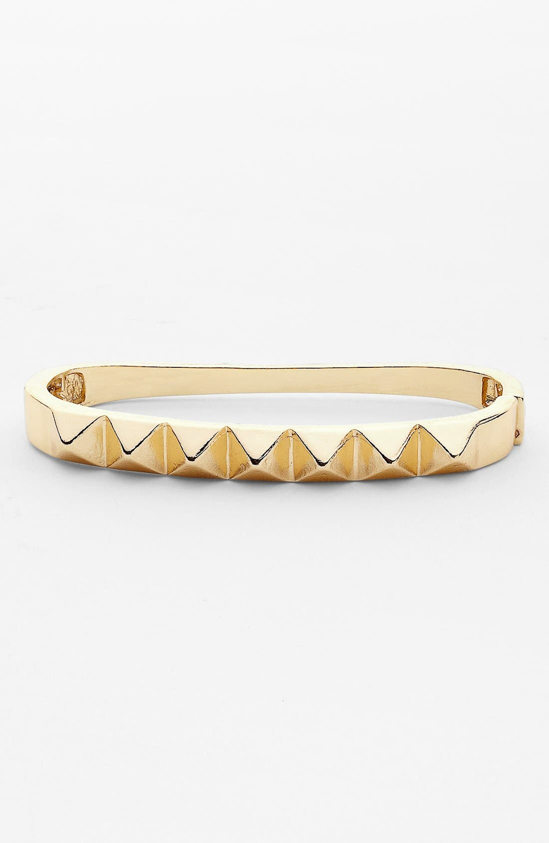Alternate Image 1 Selected - Musiq Accessories Pyramid Hand Bracelet (Juniors)