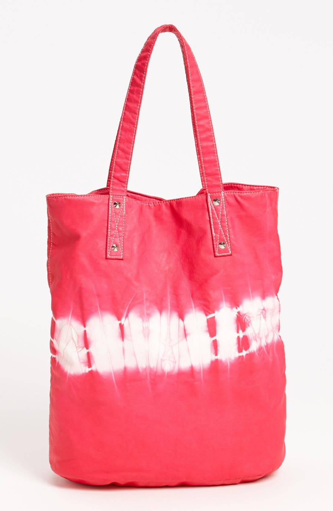 Main Image - Cesca Tie Dye Tote (Juniors) (Online Only)