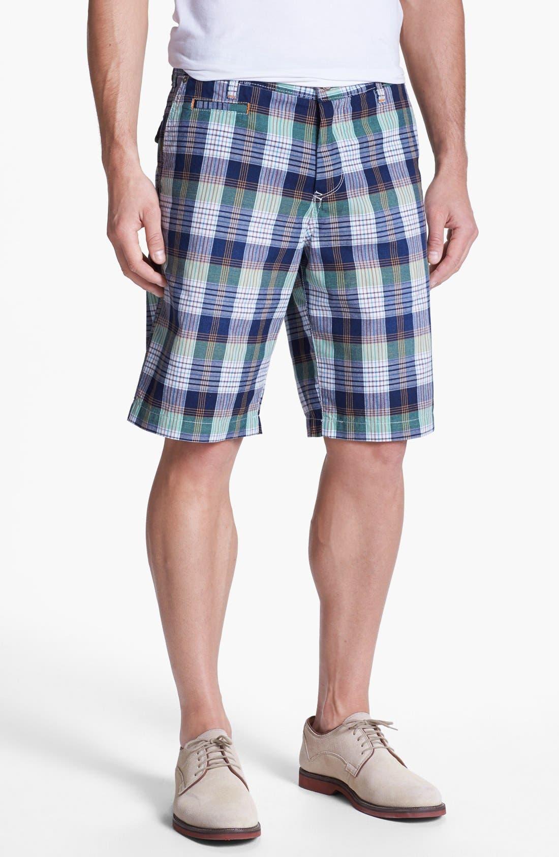 Alternate Image 1 Selected - Tommy Bahama Denim 'Reel Indigo' Shorts