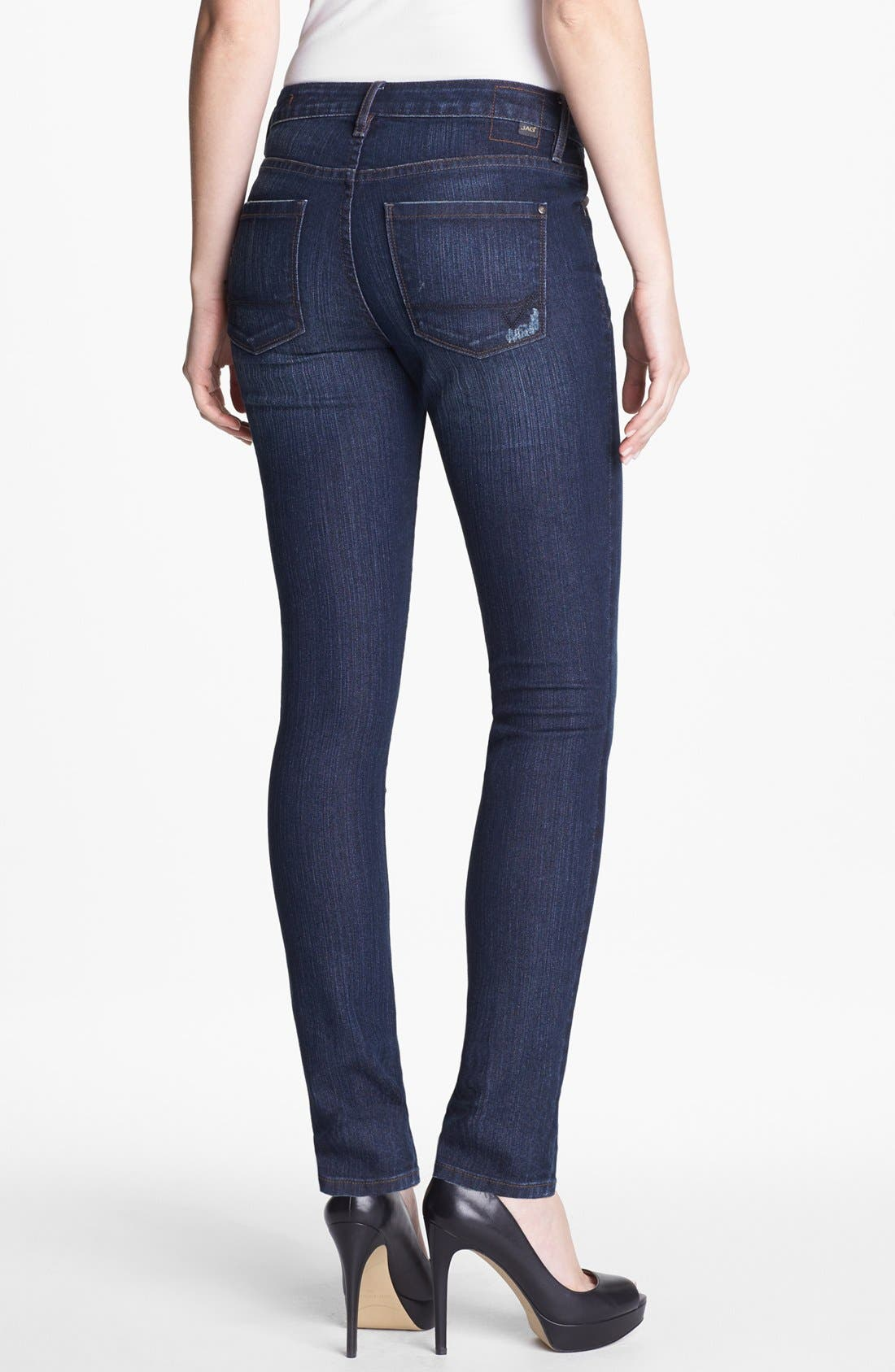 Alternate Image 2  - Jag Jeans 'Reece' Skinny Stretch Jeans (Online Only)