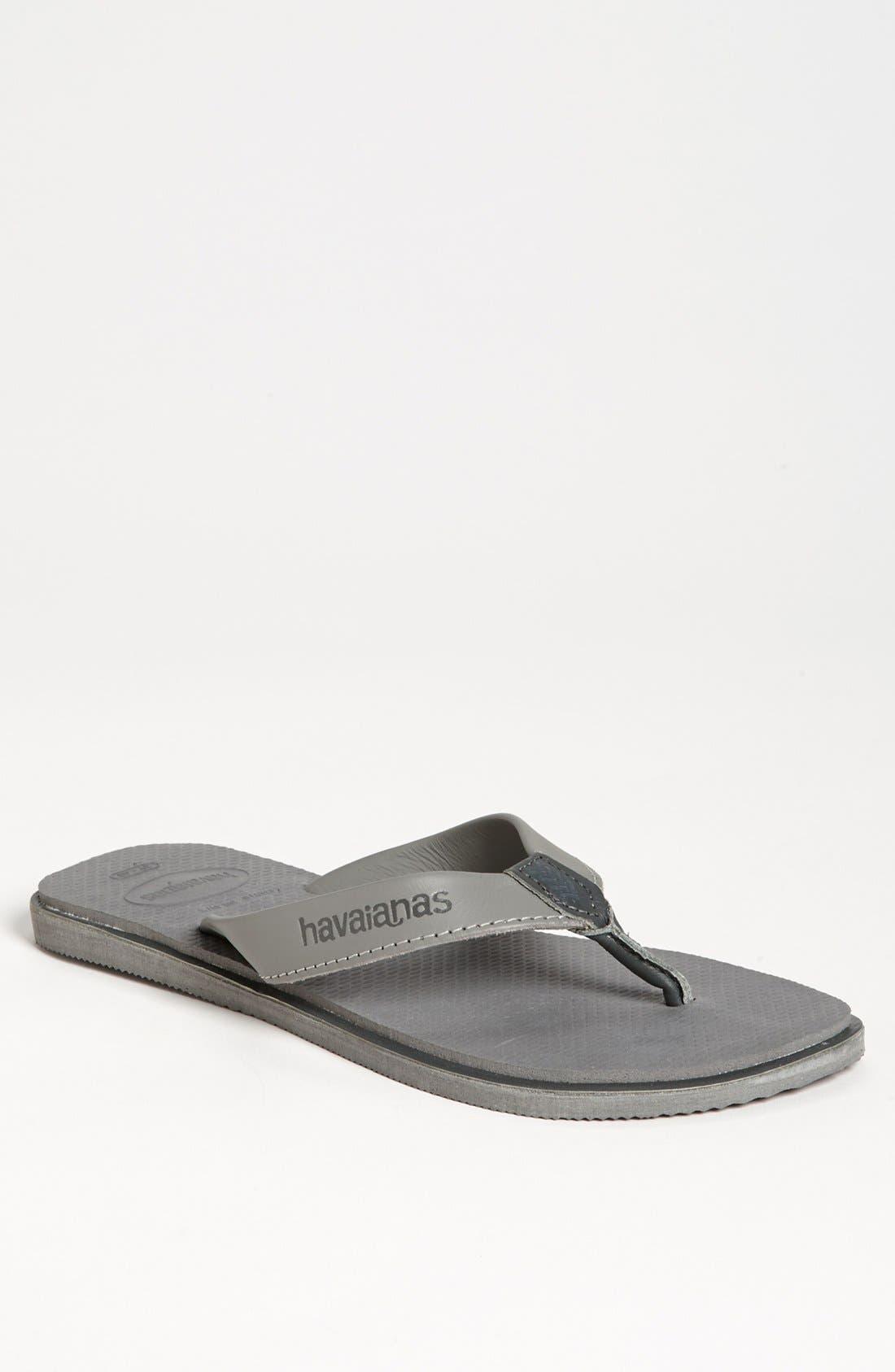 Alternate Image 1 Selected - Havianas 'Urban Premium' Flip Flop (Men)